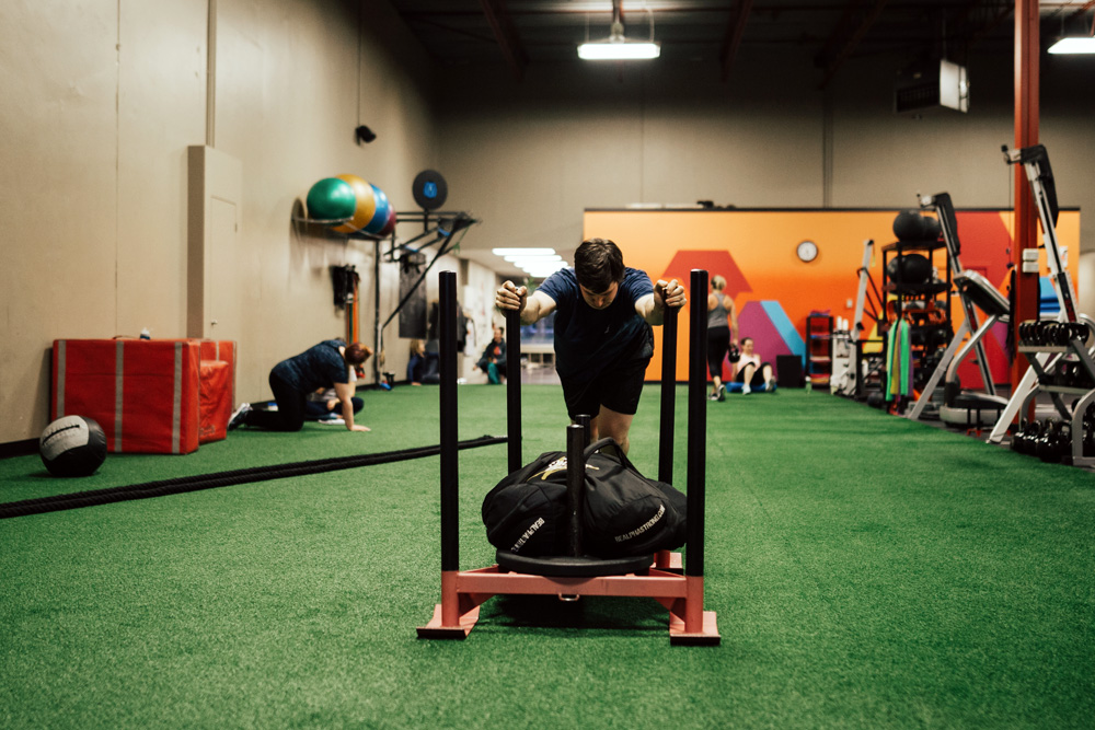 Personal Trainer Facility 002