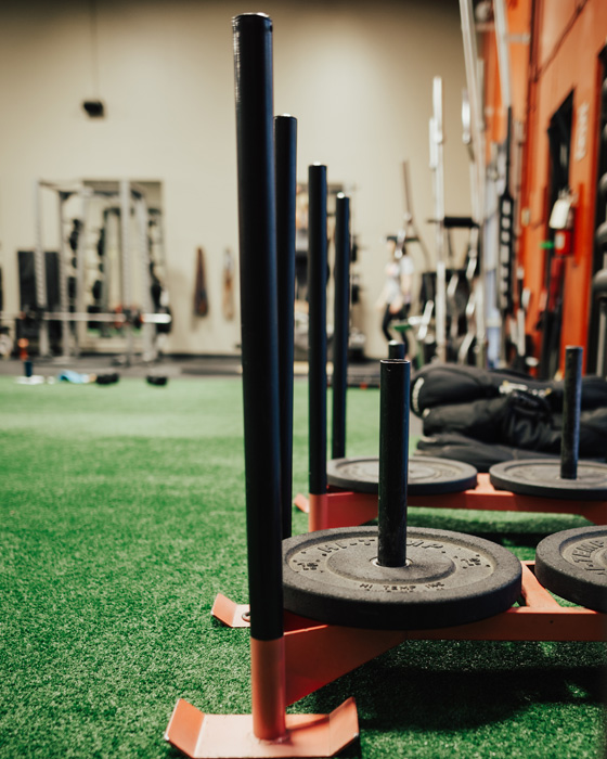 Personal Trainer Facility 010
