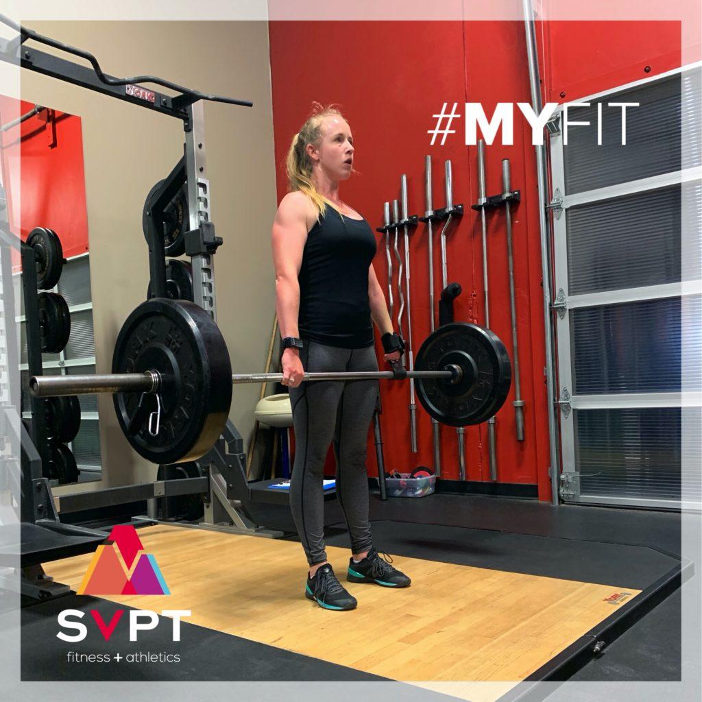 Denyse's #MYFIT Story- Edmonton Fitness